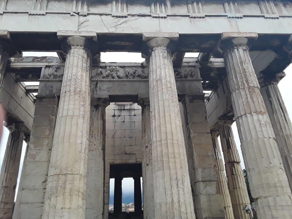 Афины зимой Греция зимой Большое греческое путешествие: три дня в зимних Афинах 49948538 2187823477935930 4552809399848009728 n