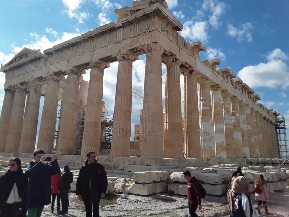Афины зимой Греция зимой Большое греческое путешествие: три дня в зимних Афинах 50022299 2187817887936489 3170224779764432896 n