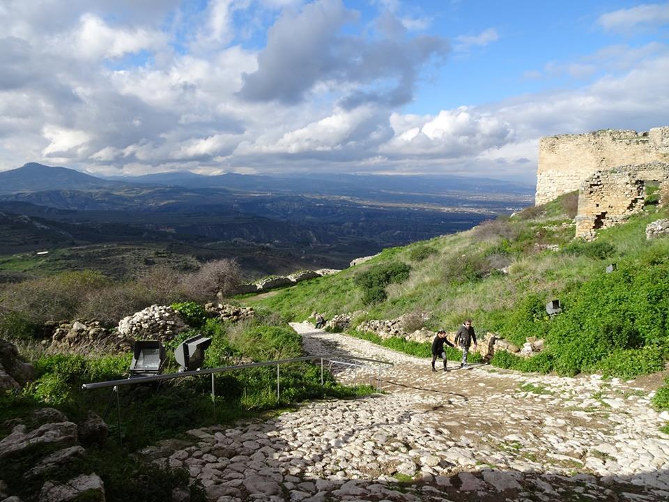 Большое греческое путешествие: Микены, Олимпия, Спарта, Мистра