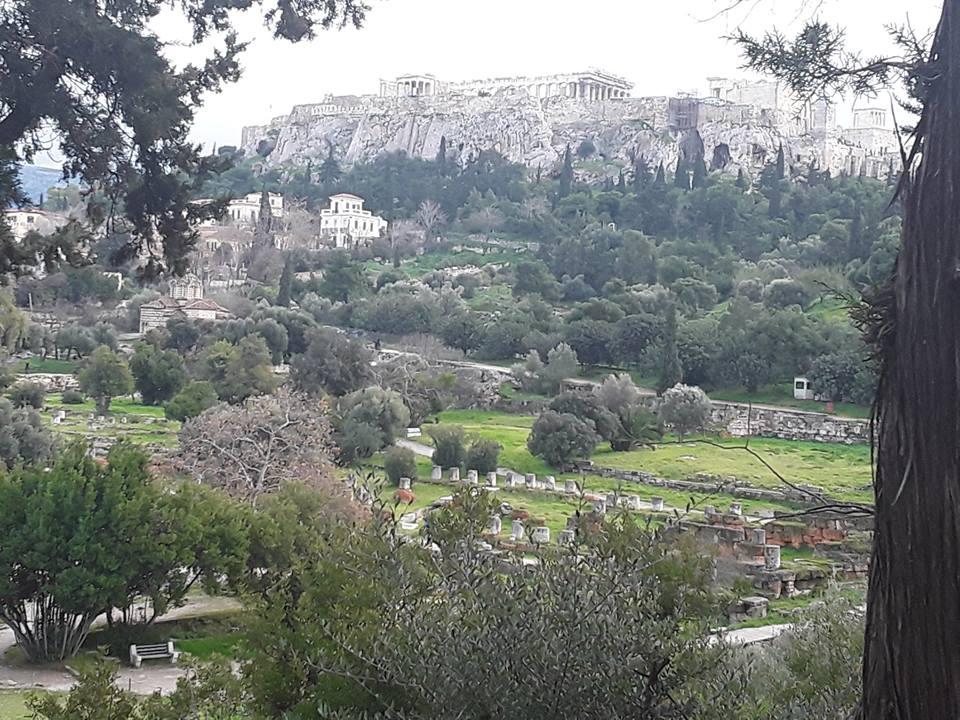 Афины зимой Греция зимой Большое греческое путешествие: три дня в зимних Афинах 50049620 2187821714602773 5175968962193653760 n