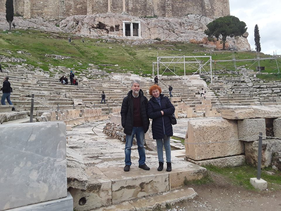 Афины зимой Греция зимой Большое греческое путешествие: три дня в зимних Афинах 50060726 2187813794603565 5212226655199690752 n