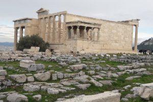 Большое греческое путешествие: три дня в зимних Афинах