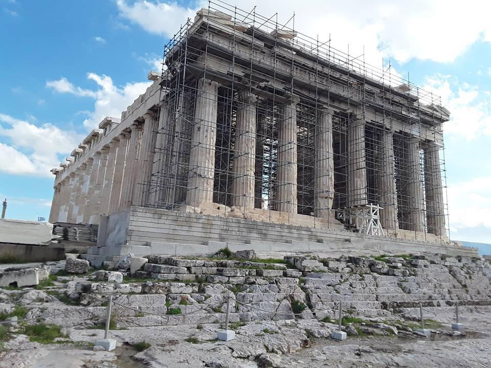 Афины зимой Греция зимой Большое греческое путешествие: три дня в зимних Афинах 50314397 2187815374603407 3478491070977802240 n