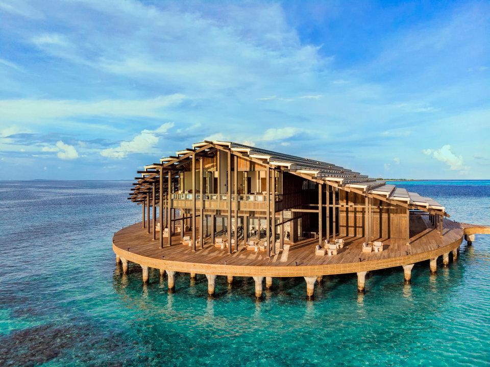 На Мальдивах построили отель для состоятельных экоактивистов На Мальдивах построили отель для состоятельных экоактивистов 5c2cfb42bd77302cc046e834 960 719