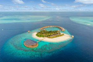 На Мальдивах построили отель для состоятельных экоактивистов