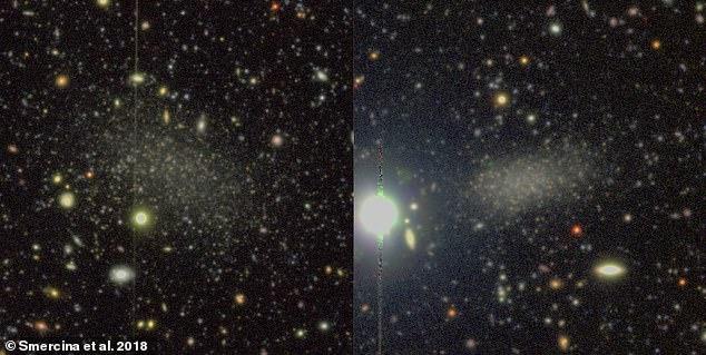 Одинокий гигант: астрономы нашли галактику-изгоя