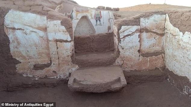 В Египте нашли две гробницы римской эры