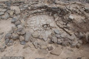 Люди и собаки охотились бок о бок еще 12 000 лет назад