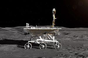 Китайский космический зонд впервые совершил посадку на темной стороне Луны