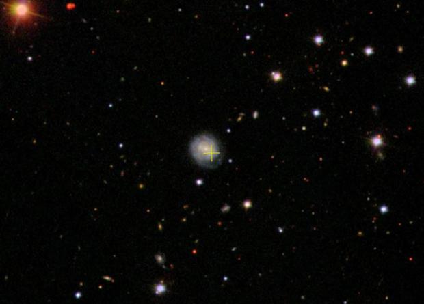 Рождение черной дыры? Астрономы поймали свечение небесной