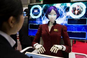 Людей нет: к Олимпиаде 2020 в метро Токио появятся роботы