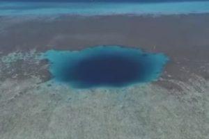 В Китае обнаружили самый глубокий в мире природный колодец