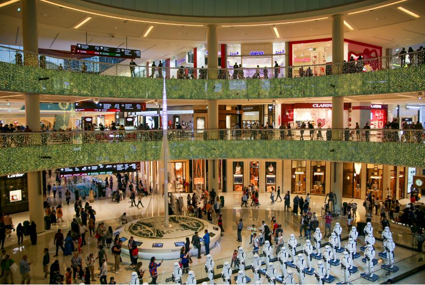 Авиакомпания Emirates увеличила нормы багажа на время шопинг-фестиваля в Дубае