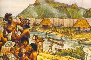 Индейский мегаполис возник благодаря мигрантам