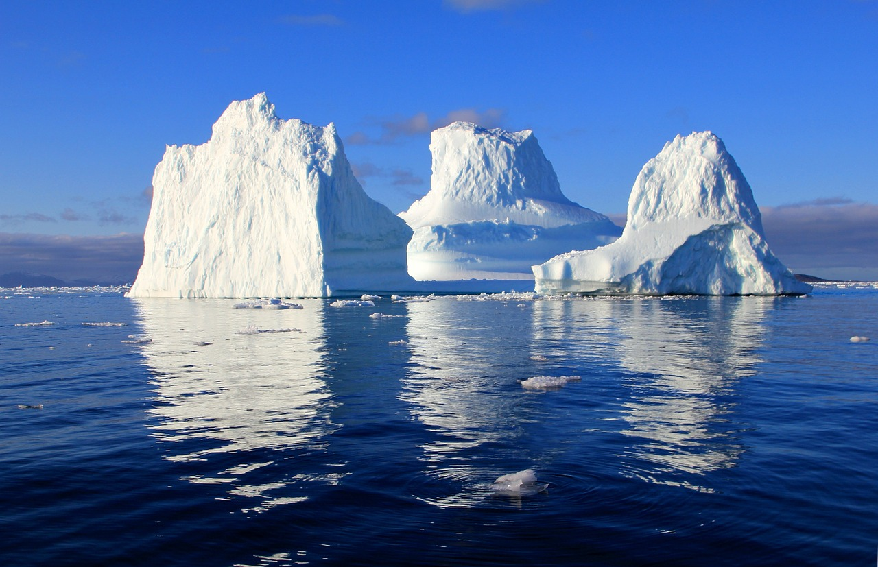 Тающие ледники Гренландии ускоряют апокалипсис.Вокруг Света. Украина