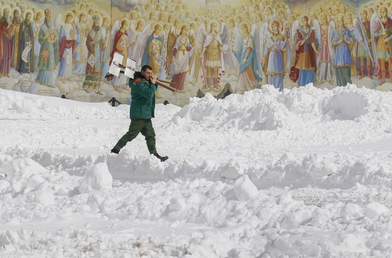 Какой будет погода на Рождество в Украине