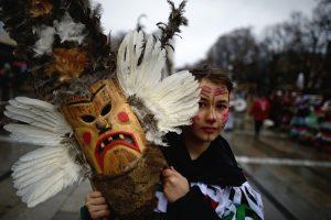 В Болгарии прошел международный фестиваль масок