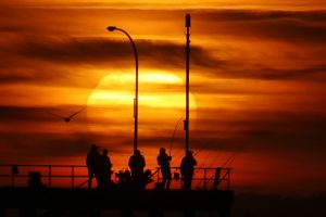Австралийское лето бьет температурные рекорды