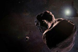 Космический зонд NASA достиг самого дальнего астероида в Солнечной системе