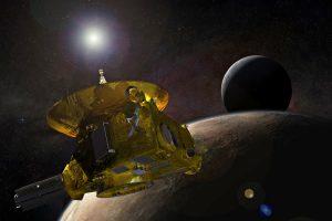 Cамый далекий астероид Солнечной системы похож на снеговика: фото