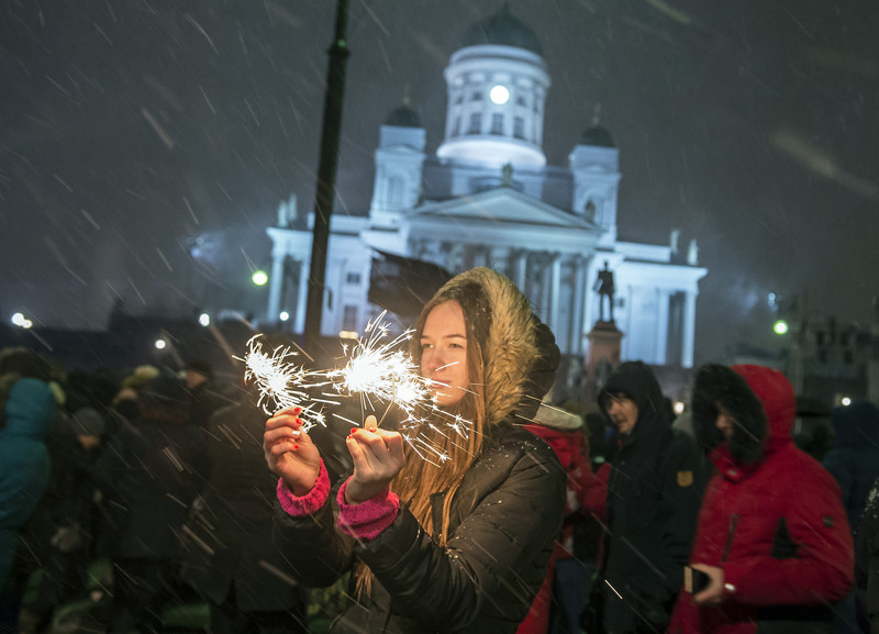 Как встретили Новый год 2019 в разных странах: фото Как встретили Новый год 2019 в разных странах: фото p 54867948