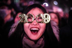 Как встретили Новый год 2019 в разных странах: фото