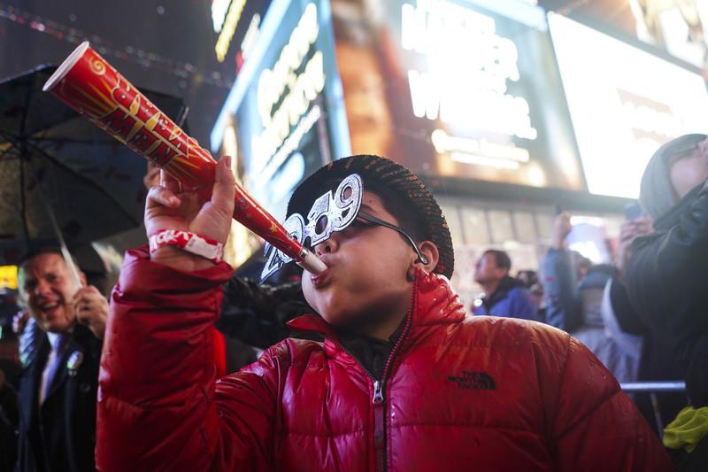 Как встретили Новый год 2019 в разных странах: фото Как встретили Новый год 2019 в разных странах: фото p 54868339