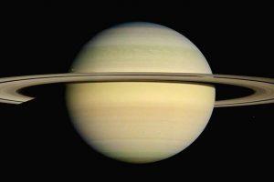 Относительно молоды: Cassini определил возраст колец Сатурна
