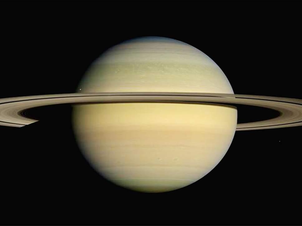 Относительно молоды: Cassini определил возраст колец Сатурна.Вокруг Света. Украина