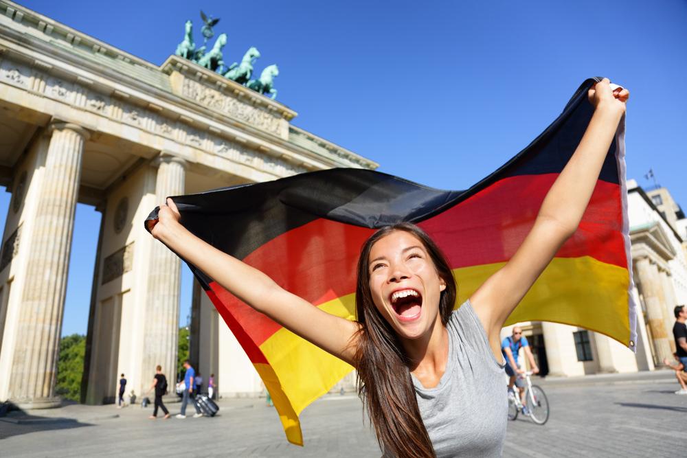 В Берлине 8 марта стало официальным праздником