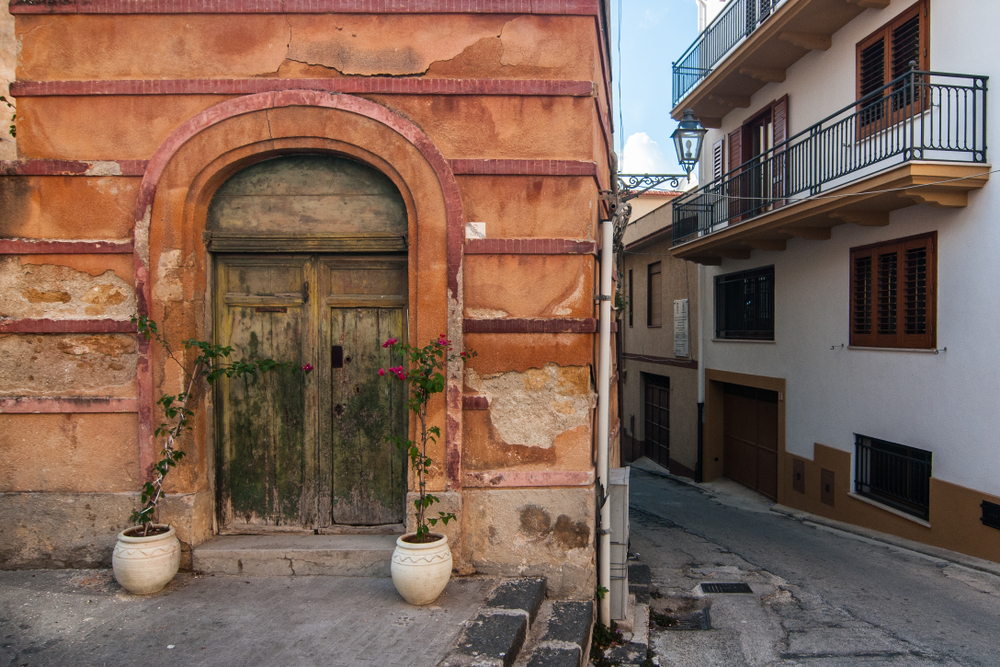 Город в Италии объявил распродажу домов за один евро.Вокруг Света. Украина