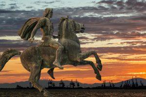 Александра Македонского могли забальзамировать живым — ученые