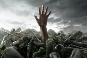 В Украине могут запретить пластиковые пакеты