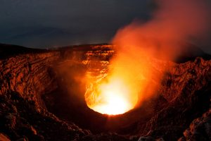 Извержение вулкана в Шотландии вызвало доисторическое потепление
