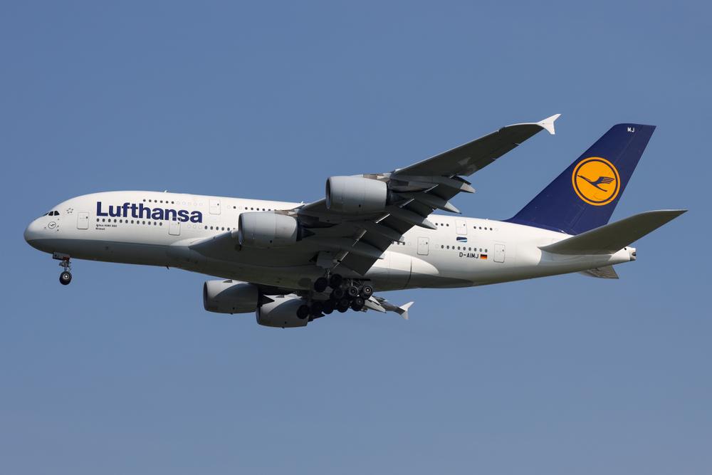 Lufthansa впервые за 14 лет стала крупнейшей авиакомпанией Европы