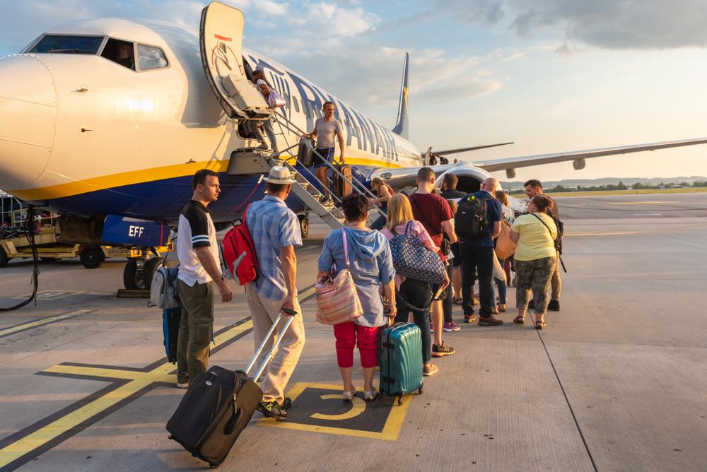 Ryanair поднял плату за багаж