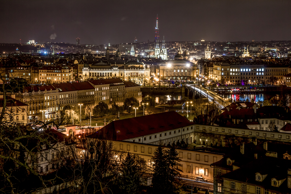 В Праге появился ночной мэр