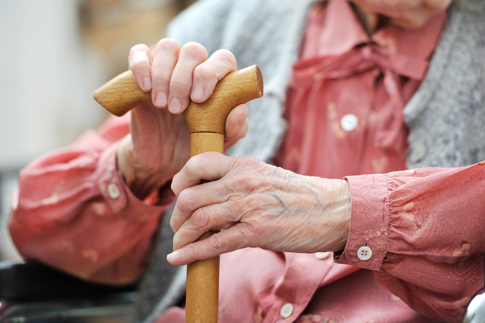 В Швеции 79-летнюю женщину арестовали за употребление марихуаны