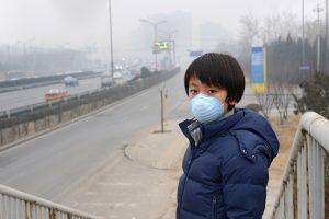 Загрязнение воздуха понижает уровень счастья