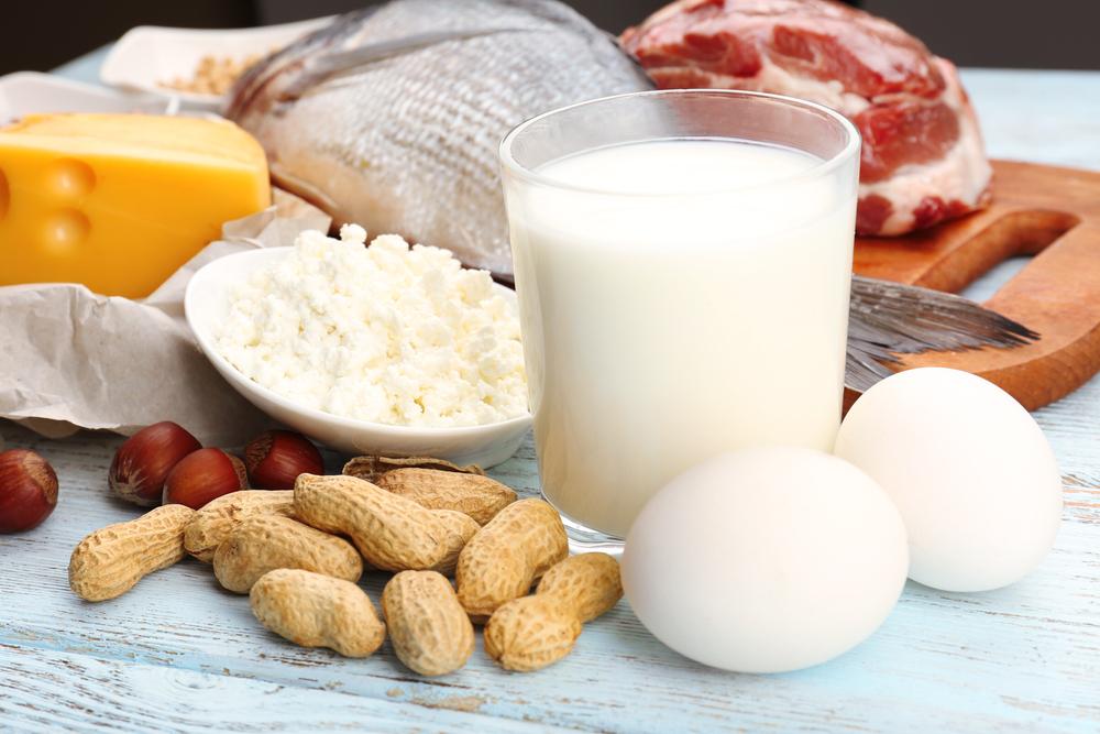 14 грамм мяса, стакан молока и 1/5 яйца в день помогут избежать преждевременной смерти