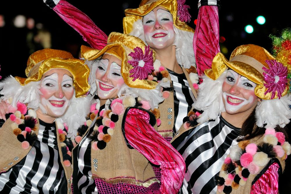 Карнавал на Тенерифе: ближе, чем Рио, ярче, чем Венеция