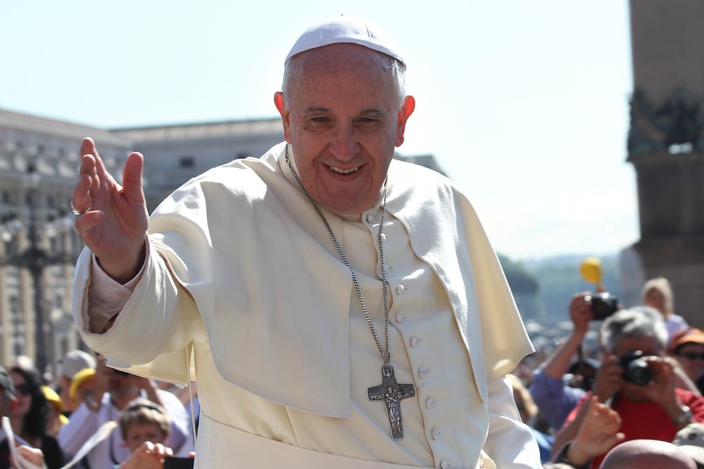 Кликни и молись: Ватикан запустил приложение для смартфонов и ПК