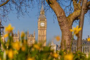 В Великобританию пришла весна. Уже!
