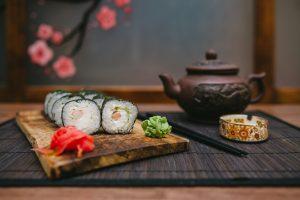 Суши, сашими, васаби: особенности национальной кухни Японии