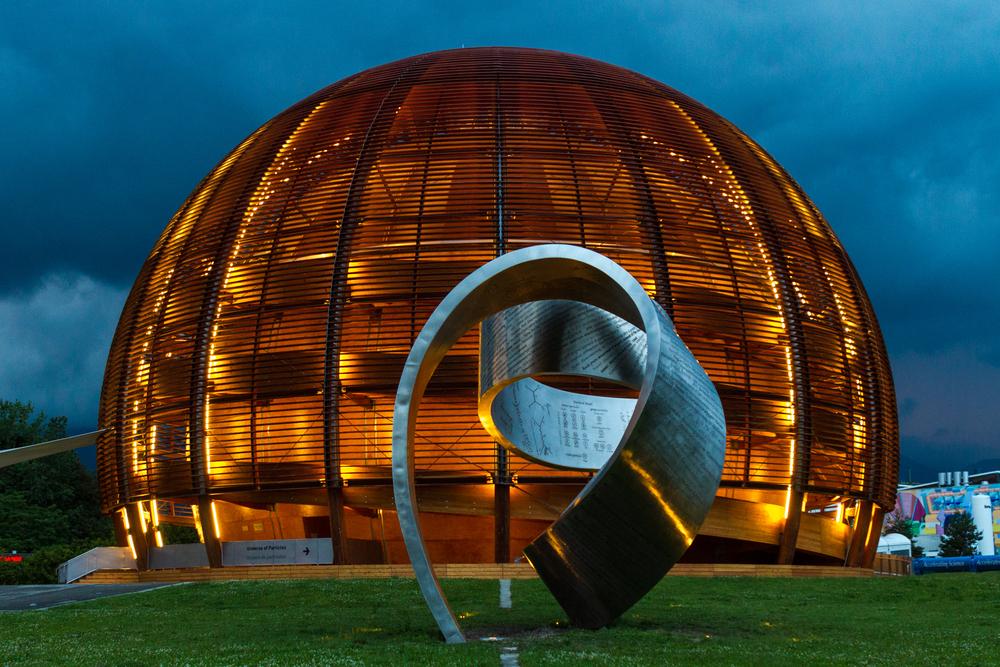 В окрестностях Женевы построят новый адронный коллайдер