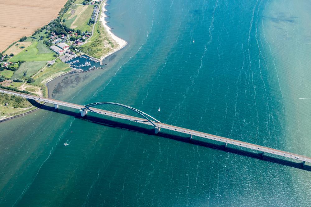 Германия построит подводный тоннель в Данию