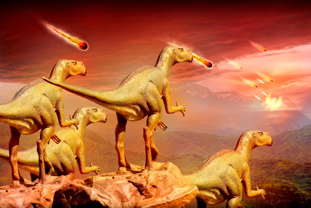 Ученые связали появление колец Сатурна с гибелью динозавров