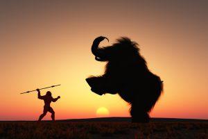 Неандертальцы умели убивать жертву издалека