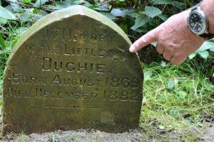 Британец нашёл могилу кролика возрастом почти 140 лет