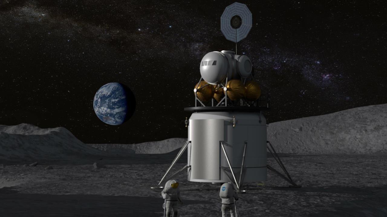 Люди будут на Луне уже в 2028-м: NASA ускорило подготовку